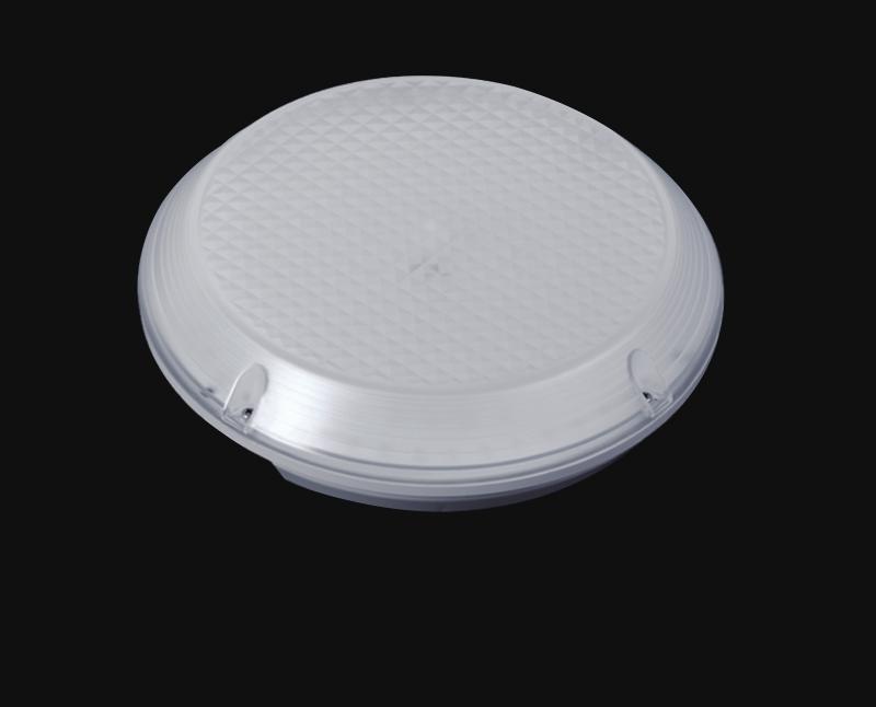 Waterproof and dustproof lamp installation method